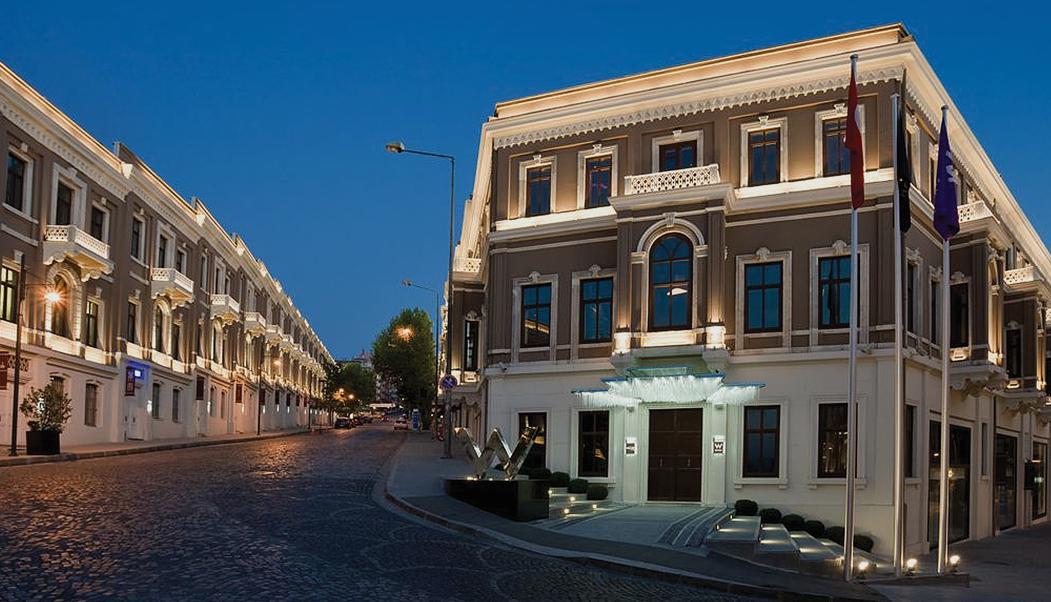 Binalarda Estetik Bizimle Başlar
